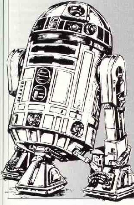 r2d2 coloring pages - photo #46